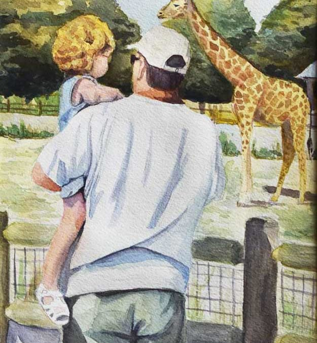 Day at the Zoo | Commissioned Memory