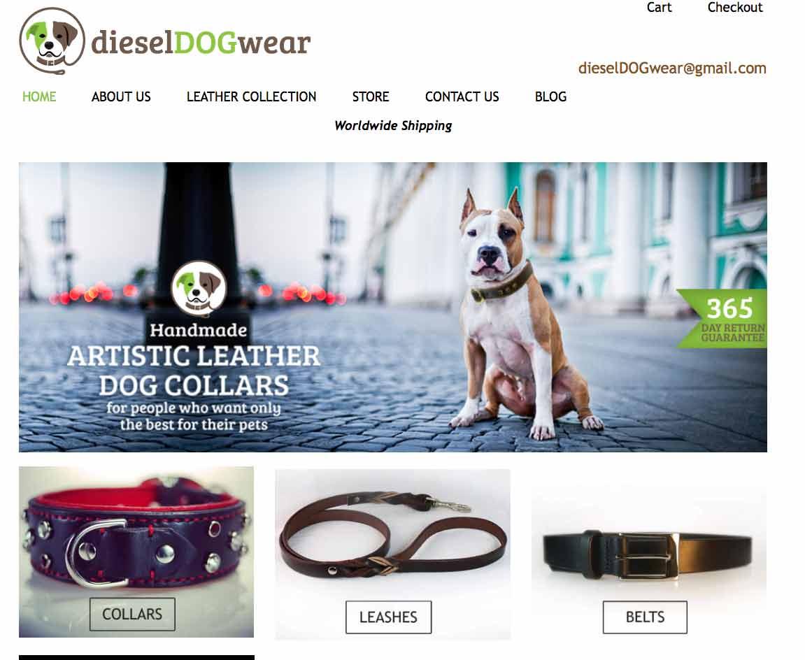 Diesel Dogwear
